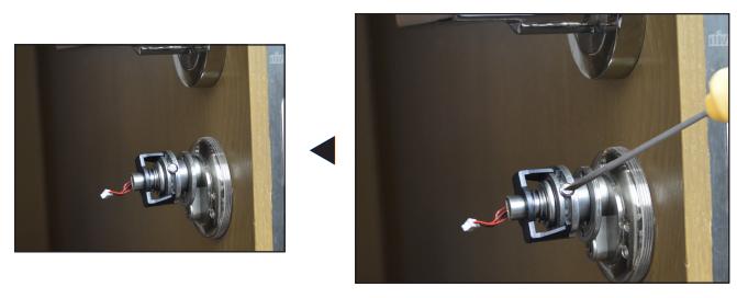 NFC Schließzylinder einbau 4