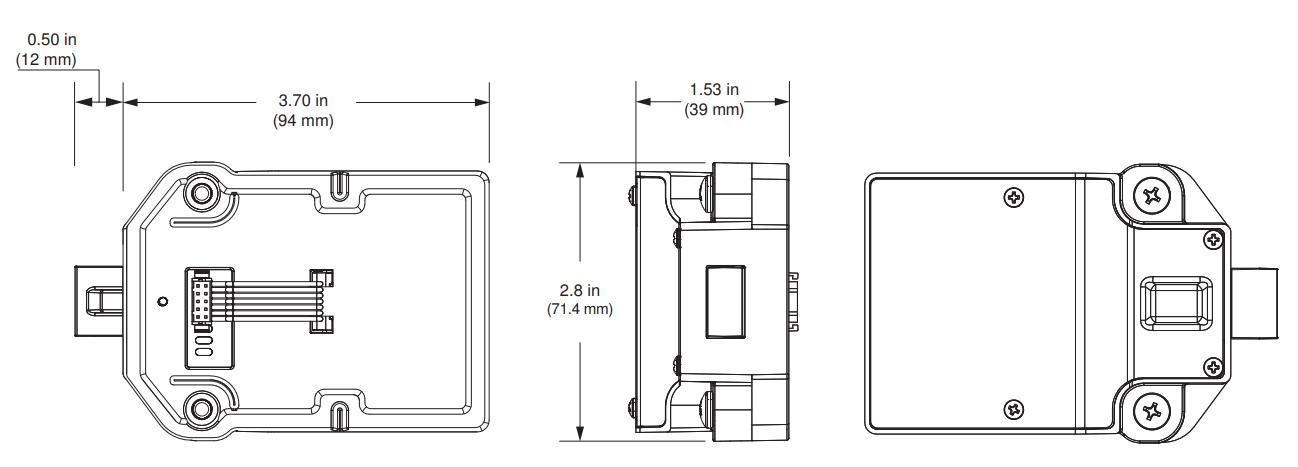 NFC Möbelschloss Skizze 2