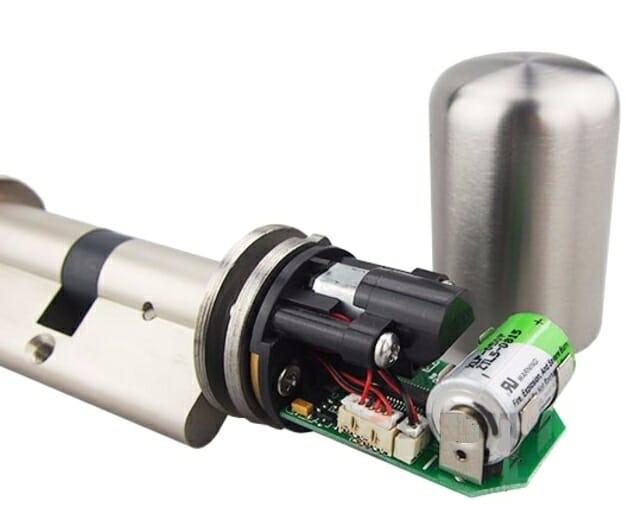 Elektronischer Schließzylinder X2z I Am Robot Nfc Kompatibel