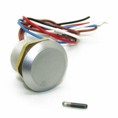 RFID Antenne mit Gewinde