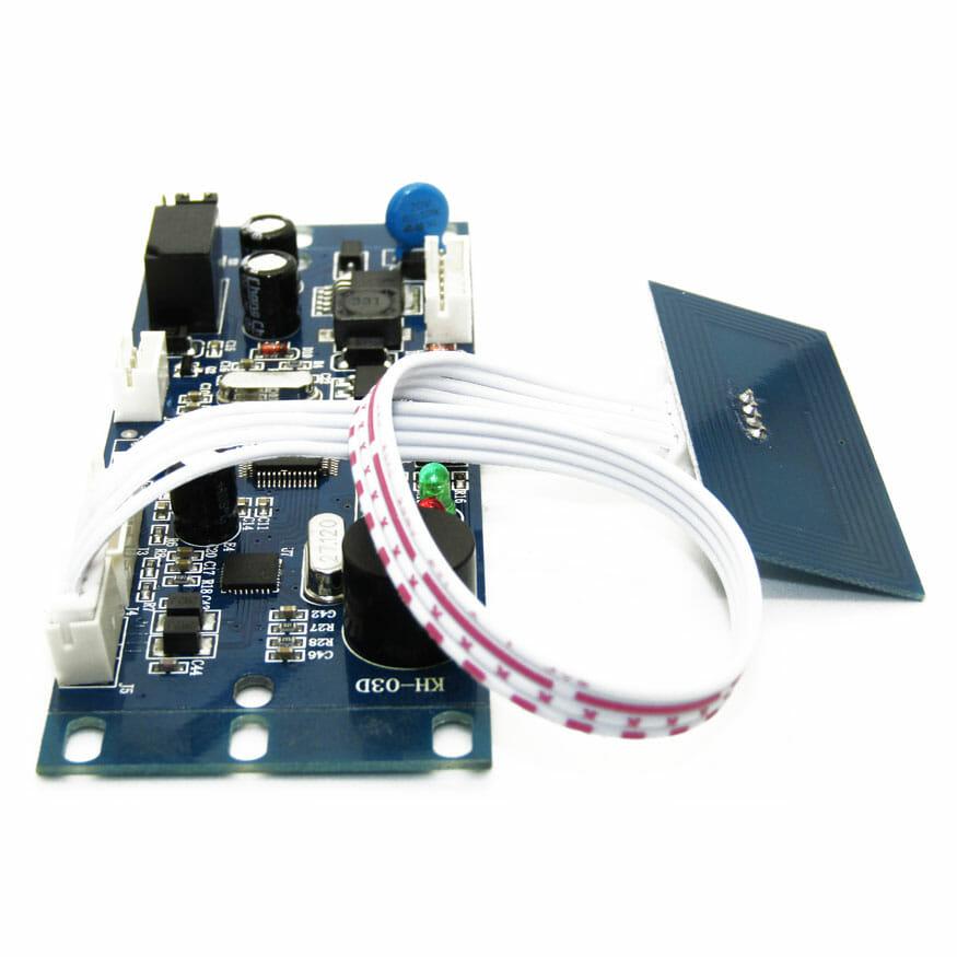 NFC Relais mit externen Antenne