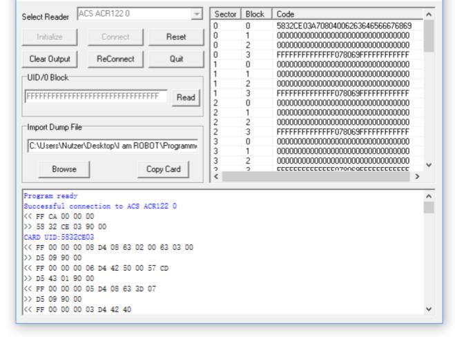 Nfc Karte Kopieren.Rfid Transponder Kopieren I Am Robot Nfc Implantate