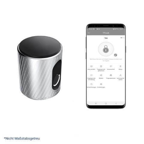 NFC Elektronischer Schließzylinder mit App und Bluetooth