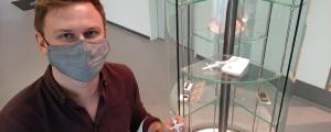 Wir im Nixdorf Computermuseum